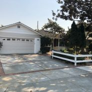 Nice 3BD/1.5BA Single Family Home near Downtown Sunnyvale (478 S. Mary Ave.)