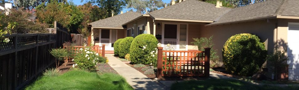 Cute 3BD/1BA Duplex in Palo Alto (675 Colorado Ave.)*** PLEASE DO NOT DISTURB TENANTS***