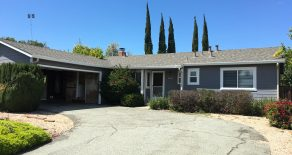 3BD/2BA Single Family Home in Cupertino (20129 Pacifica Dr.)