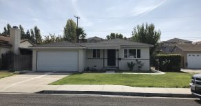 4BD/2BA Single Family House-Santa Clara (1800 Nelson Drive)