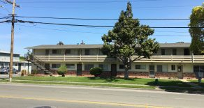 1BD/1BA Upstairs Apartment in Sunnyvale (241 W. Maude Ave. #13)