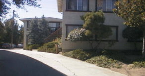 2BD/1BA UPSTAIRS Apartment in Sunnyvale(680 Garland Ave. #3)** DO NOT DISTURB TENANTS**