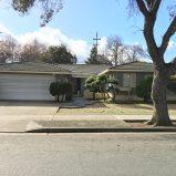 2BD/1BA Duplex in Sunnyvale (1064 W. Iowa Ave.)