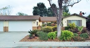 Spacious 2BD/2BA Duplex in Sunnyvale (1234 Gainsborough Dr.)