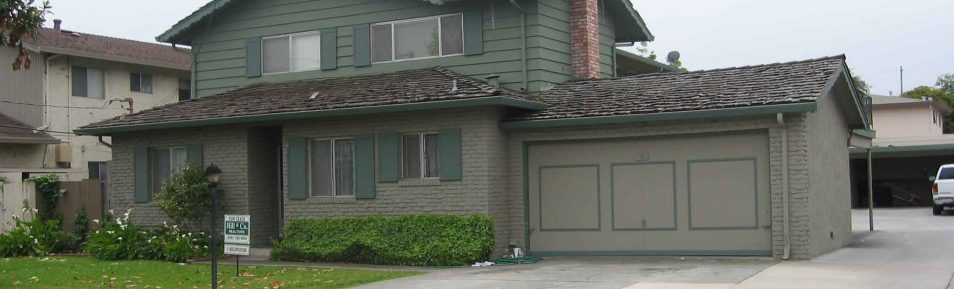 Nice 1BD/1BA Upstairs Apartment in Sunnyvale (542 Columbia Ave. #6)