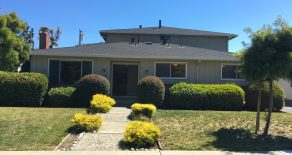Large 3BD/2BA Apartment in Sunnyvale- Owners Suite (650 E. Olive Ave. #1)