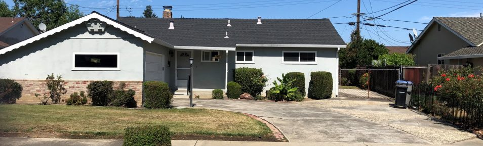 3BD/2BA Single Family Home in San Jose (686 Coakley Dr.)