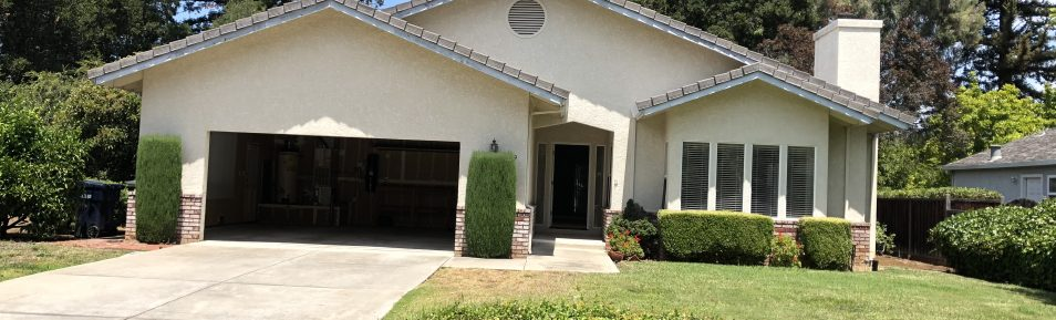 Wonderful 3BD/2BA Single Family Home in Los Altos (779 Edge Ln.)