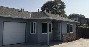 Cute 2BD/1BA Duplex in Downtown Sunnyvale (404 Flora Vista Ave.)