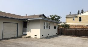 Desirable 2BD/1BA Duplex in Mountain View (120 Sherland Ave.)