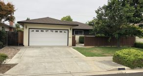 Desirable 4BD/2BA Home in the Ortega Neighborhood of Sunnyvale (843 Durshire Way)