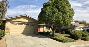 Beautiful 3BD/2BA Single Family Home in Morgan Hill (15570 La Honda Sur)