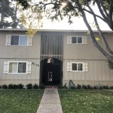 Bright 2BD/1BA Upstairs Apartment in Sunnyvale (1282 W. McKinley Ave. #3)