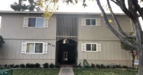 2BD/1BA Upstairs Apartment in Sunnyvale (1282 W. McKinley Ave. #3)