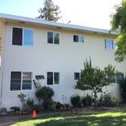 Nice 2BD/1BA Upstairs Apartment near Downtown Sunnyvale (325 W. Maude Ave.)