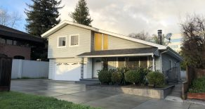 Great 4BD/3BA Home in Sunnyvale w/ Washer and Dryer