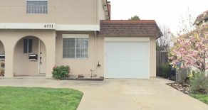 Lovely 3BD/1.5BA Duplex in San Jose.