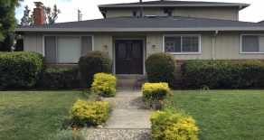 CUTE 3BD/1.5BA IN SUNNYVALE